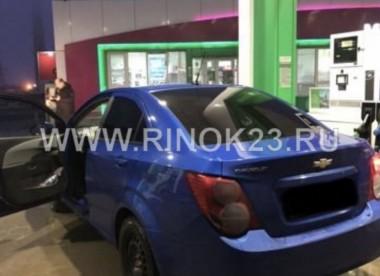 Chevrolet Aveo 2013 Седан Апшеронск