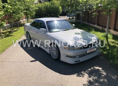 Toyota Mark 2 1995 Седан Горячий ключ