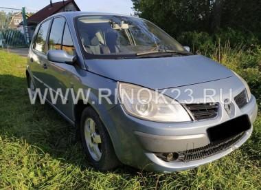 Renault Scenik  2007 Универсал Белореченск