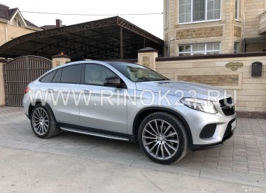 Mercedes-Benz GLE Coupe 2016 Хетчбэк Анапа