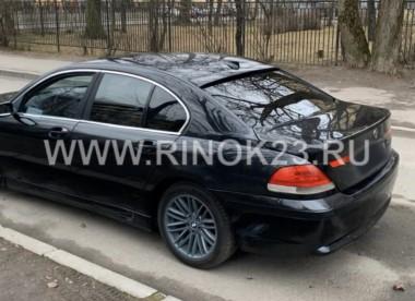 BMW 730 2004 Седан Александровская