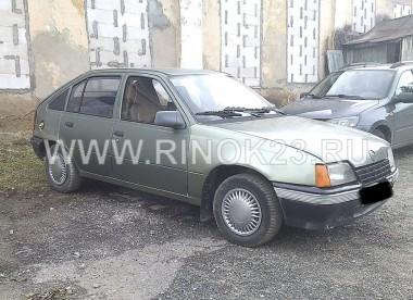 Opel Kadett 1985 Хетчбэк Кущёвская
