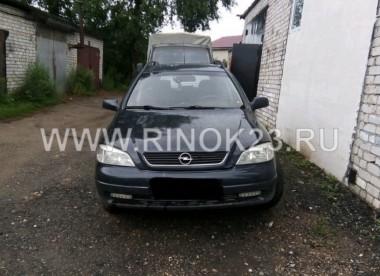 Opel Astra 1998 Универсал Сочи