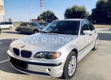 BMW 318i 2003 Седан Абинск