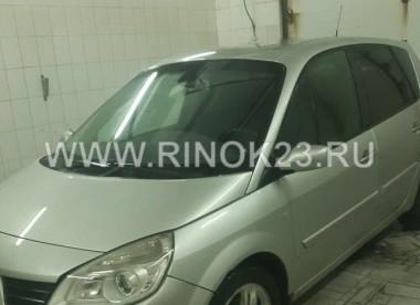 Renault Scenic 1 2007 Минивэн Новотиторовская