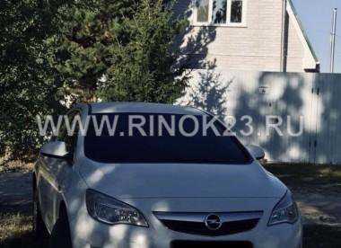 Opel Astra 2010 Хетчбэк Кореновск