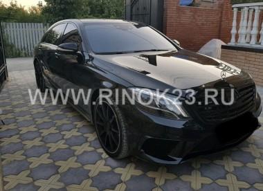 Mercedes-Benz S500 2013 Седан Славянск на Кубани