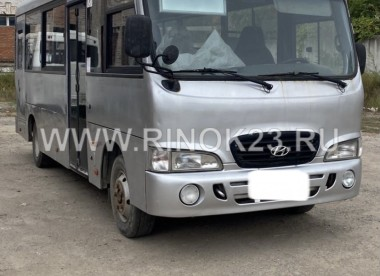 Hyundai County  2009 Микроавтобус Армавир