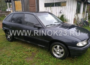 Opel Astra 1993 Хетчбэк Апшеронск