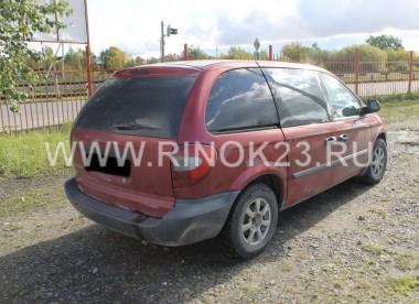 Dodge Caravan 2005 Минивэн Витязево