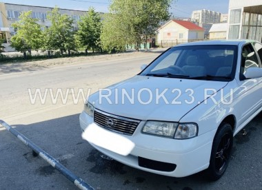 Nissan Sunny  1998 Седан Славянск-на-Кубани