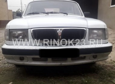 ГАЗ 31100 2000 Седан Геленджик