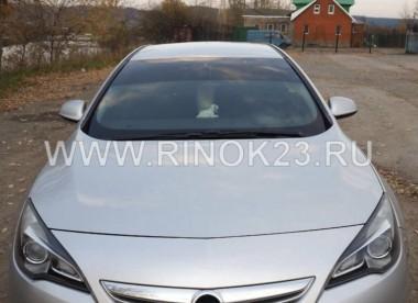 Opel Astra GTC 2013 Купе Дагомыс