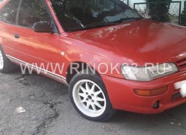 Toyota Corolla 1992 Купе Сочи