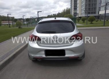 Opel Astra 2010 Хетчбэк Ейск