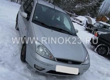 Ford Focus 2003 Хетчбэк Туапсе