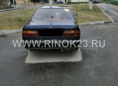 Nissan Primera 1994 Седан Кореновск