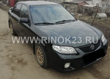 Mazda Protege 2001 Седан Небуг