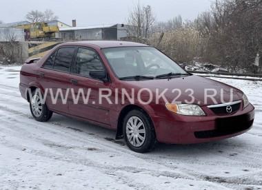 Mazda Protege 2001 Седан Верхнебаканский