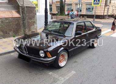 BMW 316 1982 Седан Краснодар