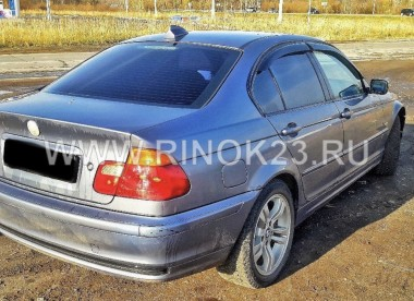 BMW 318i 2001 Седан Темрюк
