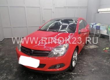 Opel Astra 2007 Хетчбэк Пластуновская