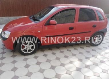 Opel Vita 2003 Хетчбэк Кропоткин
