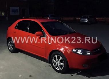 Chevrolet Klan 2007 Хетчбэк Ленинградская