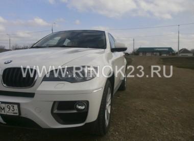 BMW Х6, 2012 г. Двигатель дизель 3,0 л. АКПП 4WD