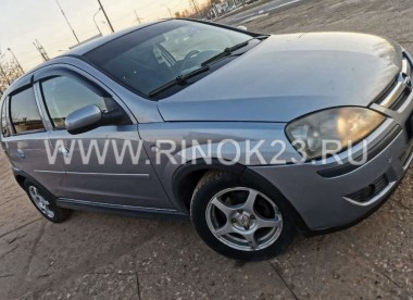 Opel Corsa 2003 Хетчбэк Каневская