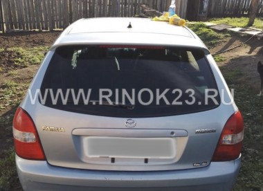 Mazda Familia 2000 Универсал Кабардинка