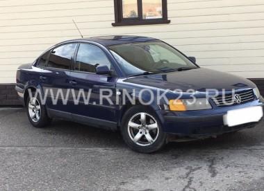 Volkswagen Passat  1997 Седан Новокубанск