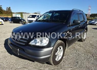 Mercedes-Benz ML CDI 2000 Внедорожник Новороссийск
