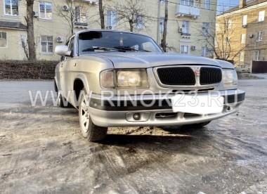 ГАЗ 3110 1998 Седан Кропоткин