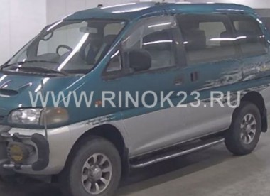Mitsubishi Delica  1992 Минивэн Раевская