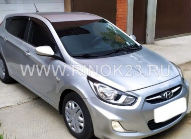 Hyundai Solaris  2012 Хетчбэк Анастасиевская