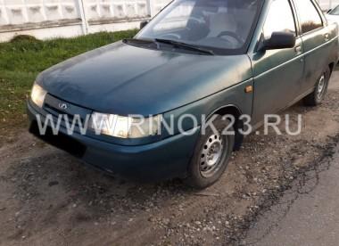ВАЗ (LADA) 21102 2001 Седан Крымск
