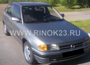 Opel Astra 1993 Хетчбэк Славянск на Кубани