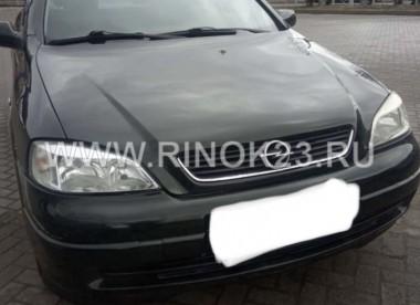 Opel Astra 1993 Хетчбэк Новороссийск