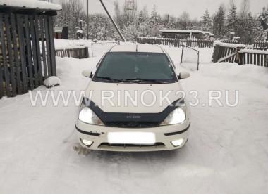 Ford Focus 2003 Хетчбэк Горячий Ключ
