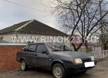 ВАЗ (LADA) 21099i 1998 Седан Ильский
