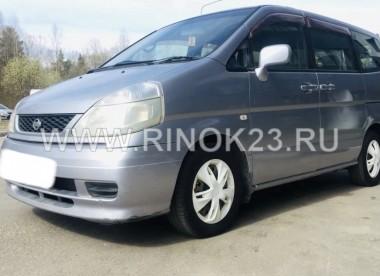 Nissan Serena  2001 Минивэн Армавир