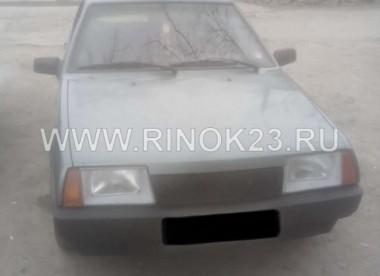 ВАЗ (LADA) 21099 1991 Седан Джубга