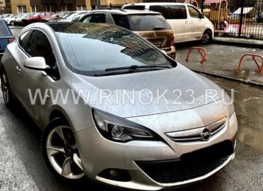 Opel Astra GTC 2013 Купе Приморско-Ахтарск