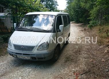 ГАЗ Баргузин 2004 Микроавтобус Новороссийск