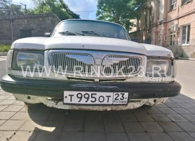 ГАЗ 3110 1998 Седан Новороссийск