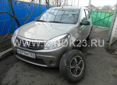 Renault Sandero 2011 Хетчбэк