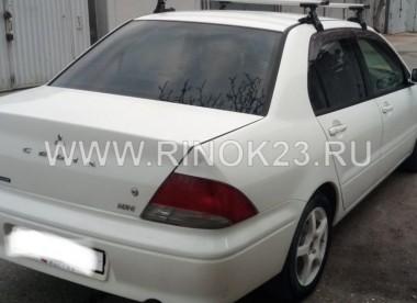 Mitsubishi Lancer cedia 2002 Седан Краснодар