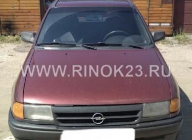 Opel Astra  1996 Хетчбэк Петровская