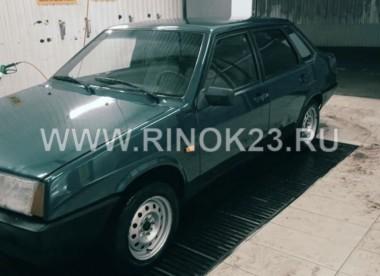 ВАЗ (LADA) 21099i 1998 Седан Калининская